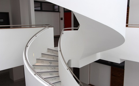 Denham Film Studios stair join