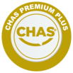 CHAS Premium Plus Certified